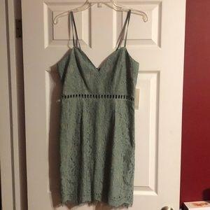 NWT TOBI mini dress size L